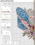Превью Примеры красивой винтажной вышивки. Журнал со схемами (80) (542x700, 338Kb)