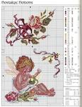 Превью Примеры красивой винтажной вышивки. Журнал со схемами (86) (542x700, 370Kb)