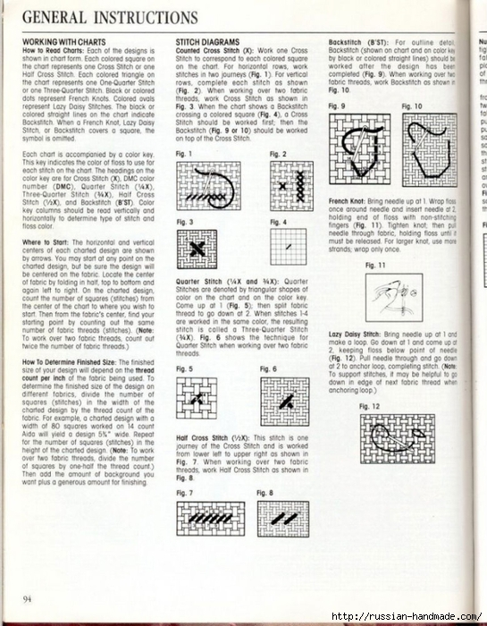 Сайты со схемами вышивки крестом фото 729