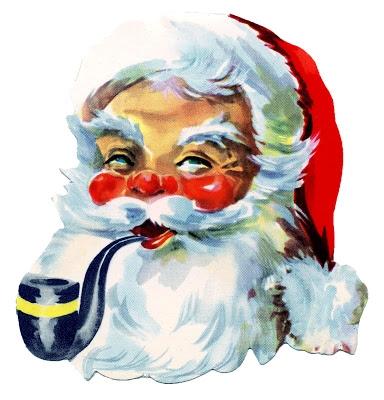 Нотные винтажные рождественские украшения (22) (384x400, 134Kb)