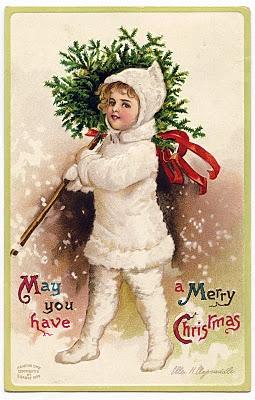 Нотные винтажные рождественские украшения (24) (255x400, 106Kb)