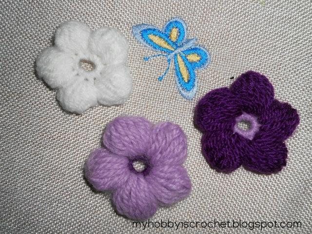 Соцветие пяти лепестков