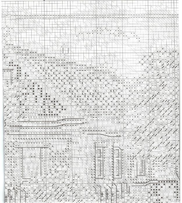 Stitchart-leto-v-derevne2 (626x700, 421Kb)