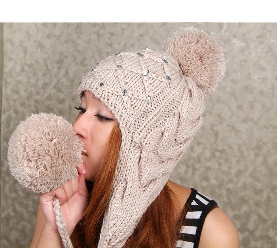 """Интересная модель - шапка """""""