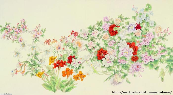 сто цветов (700x385, 234Kb)
