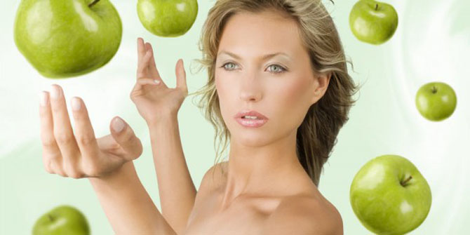 Маски из яблок Чечевица - сайт о Вашем здоровье