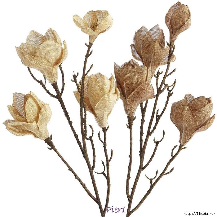 burlap magnolia pier1 (700x700, 270Kb)