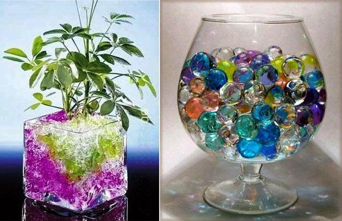 Гидрогель шары выращивания водных шаров 98
