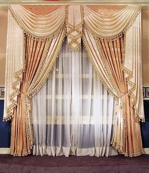 красивые шторы и драпировки17 (500x579, 219Kb)