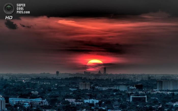 красивое небо фото (700x437, 178Kb)