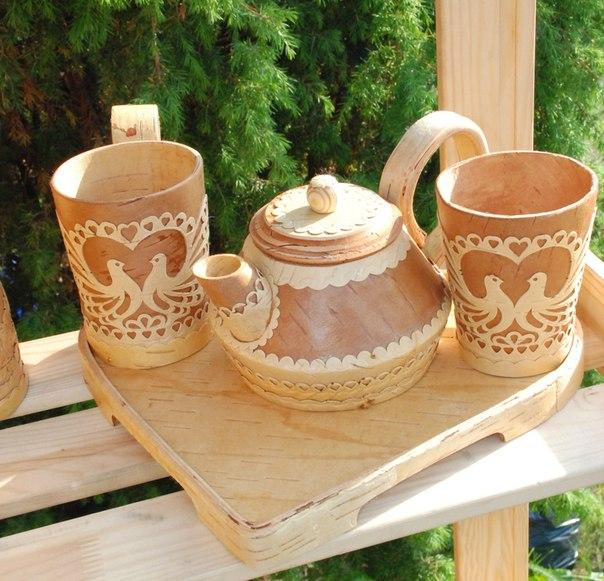 чайная пара и чайник (604x581, 90Kb)
