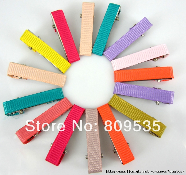 120Pcs-Mixed-Sewn-Grosgrain-Bow-Partially-Lined-Alligator-Clips-32-x-6mm (600x563, 247Kb)