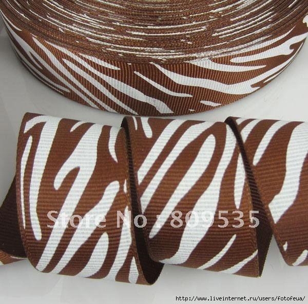 Free-Shipping-Width1-Coffe-Ground-White-Zebra-Stripe-Printed-Grosgrain-Ribbon-Wholesale-50yard (600x593, 221Kb)