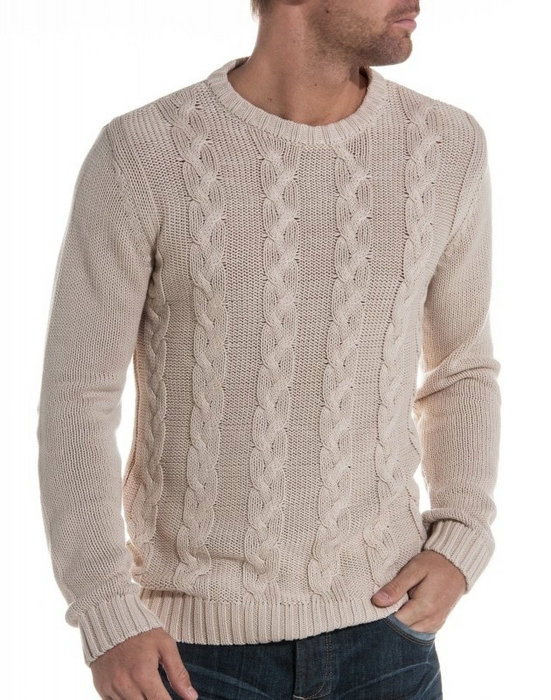 pull-tricot-beige-homme-fashion-blend (551x700, 243Kb)