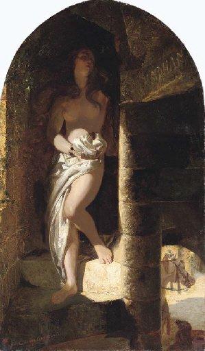 Edward Henry Corbould, R.I. (1815-1905). Ladie Godiva (299x512, 35Kb)
