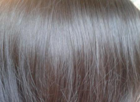 Цвет волос морозный капучино