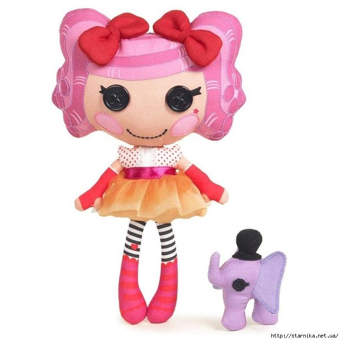 Кукла своими руками лалалупси
