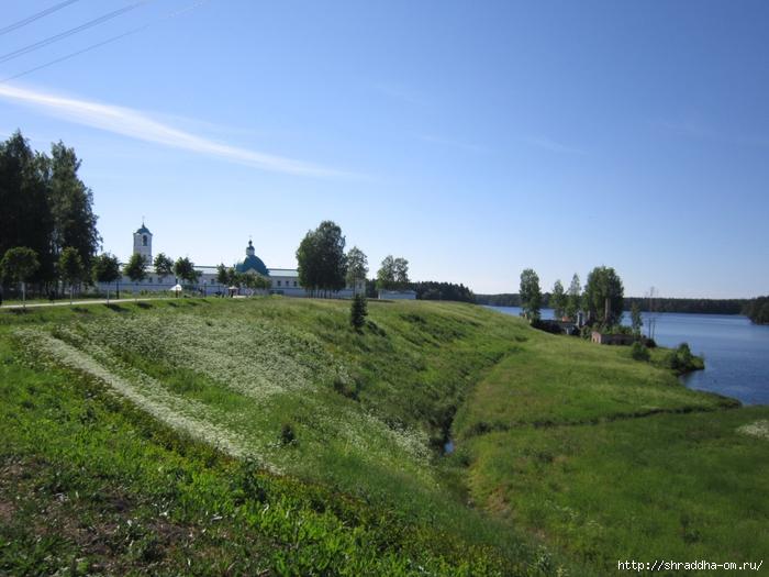 Монастырь Свирского, лето (700x525, 281Kb)