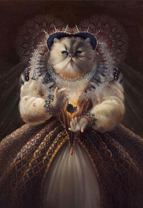 картины художницы Christina Hess 2 (482x700, 244Kb)