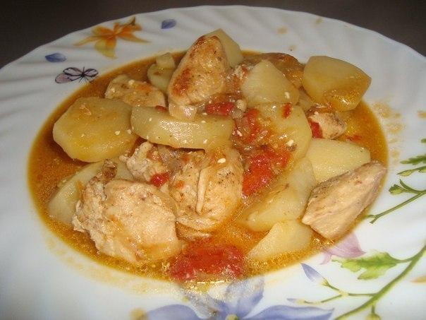 Курица с картофелем (604x453, 54Kb)