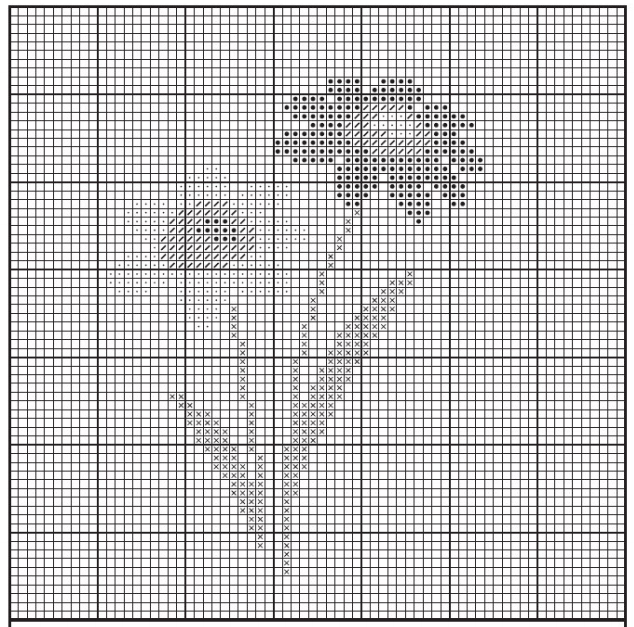 панно с вышивкой цветов (2) (634x627, 456Kb)