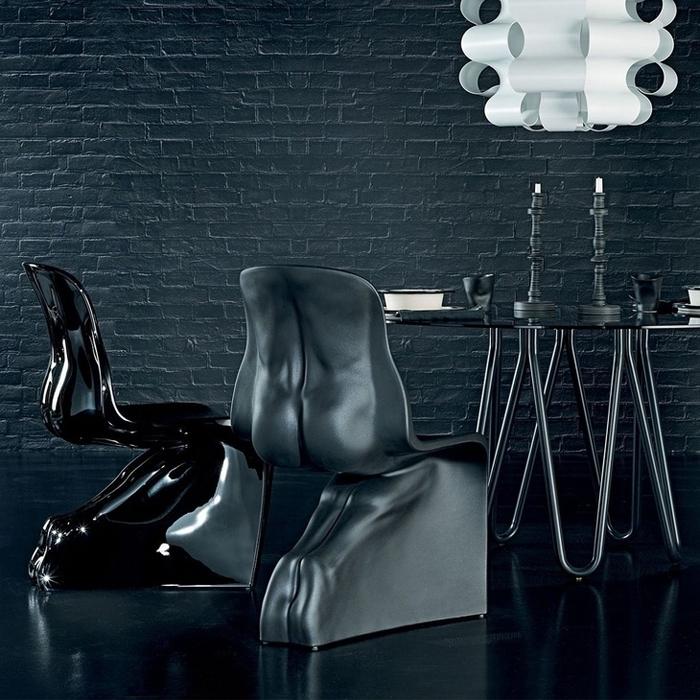 дизайнерские стулья Him Her (700x700, 436Kb)
