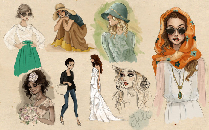 fashion_sketches_by_lililou11-d4wticu (700x436, 89Kb)