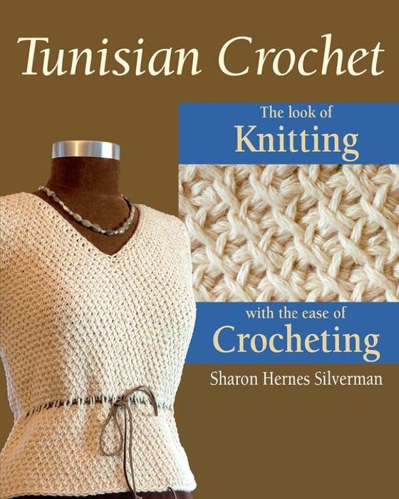 Tunisian Crochet. The Look of Knitting_1 (560x700, 245Kb)