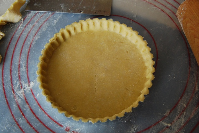 тесто для открытого пирога (700x467, 109Kb)
