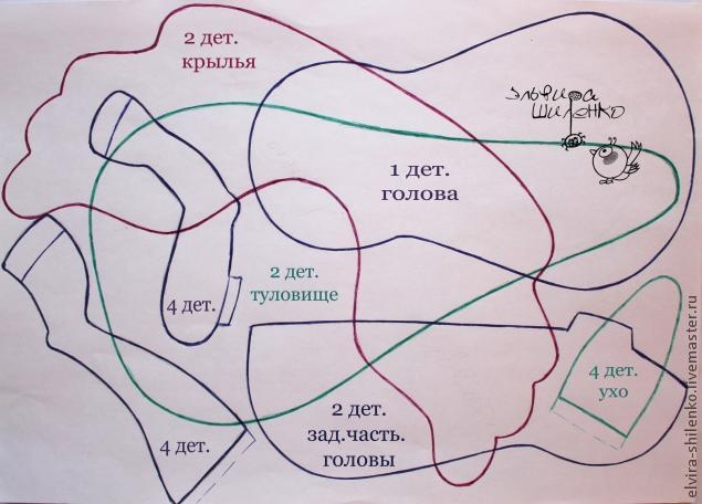 Шьем лошадку. Мастер-класс от Эльвиры Шиленко (28) (635x456, 122Kb)