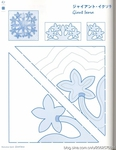 Превью ГАВАЙСКИЙ КВИЛТ. Японский журнал со схемами (69) (535x690, 165Kb)