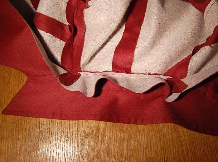 Сшить воротник для пиджака