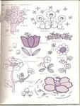 Превью Аппликация с вышивкой для детских вещей. Японский журнал (43) (528x700, 246Kb)