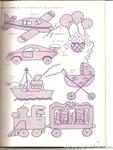 Превью Аппликация с вышивкой для детских вещей. Японский журнал (56) (528x700, 230Kb)