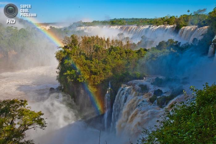водопады игуасу фото 3 (700x466, 390Kb)