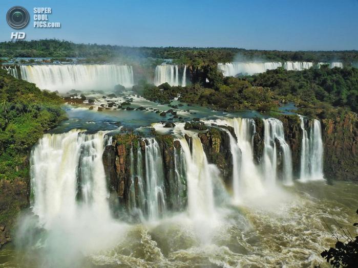 водопады игуасу фото 7 (700x524, 387Kb)
