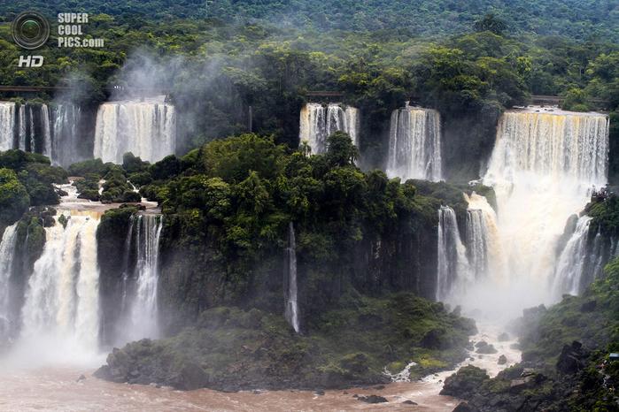 водопады игуасу фото 8 (700x466, 403Kb)