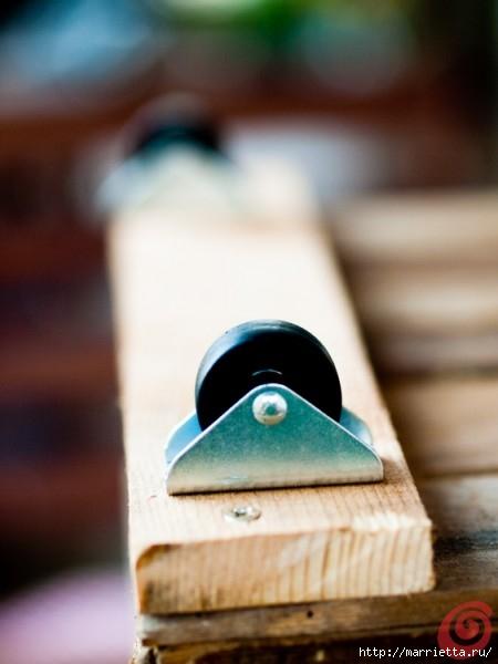 Деревянный ящик в интерьере (9) (450x600, 110Kb)