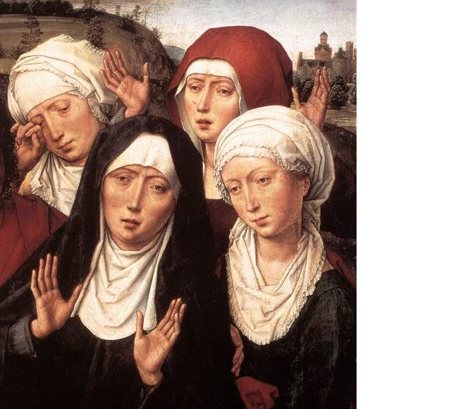 Memling_Diptych_with_the_Deposition_1492-94(Крузелеры) (640x580, 58Kb)
