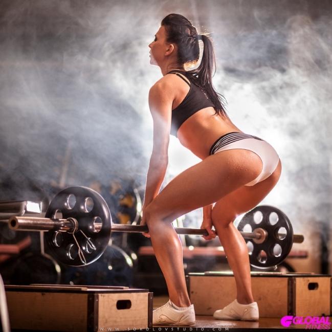 Ахуенные спортивные девушки фото 358-83