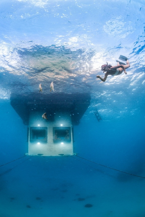 подводный отель Manta фото 8 (466x700, 211Kb)