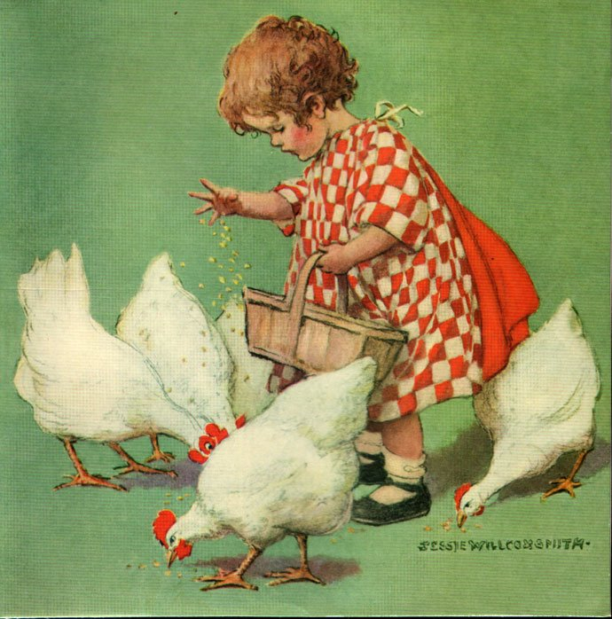 Jessie Willcox Smith. ����������� ��� ������� ����!