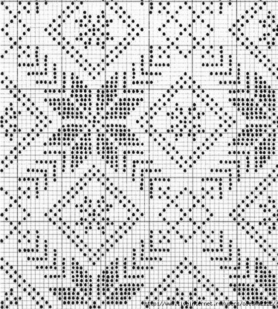 норвежский узор2 (561x623, 307Kb)