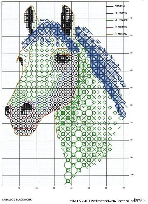 лошадь блэк (508x700, 282Kb)