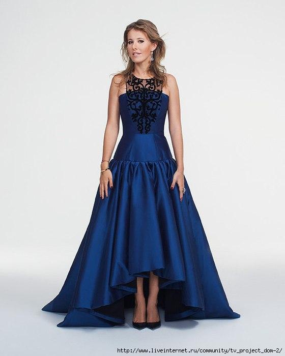 Вечернее платье кира пластинина