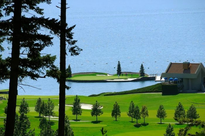 гольф-клуб Coeur d'Alene Resort (700x464, 266Kb)