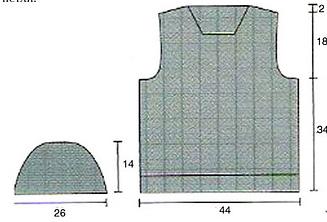 вязание жилета (350x250, 55Kb)