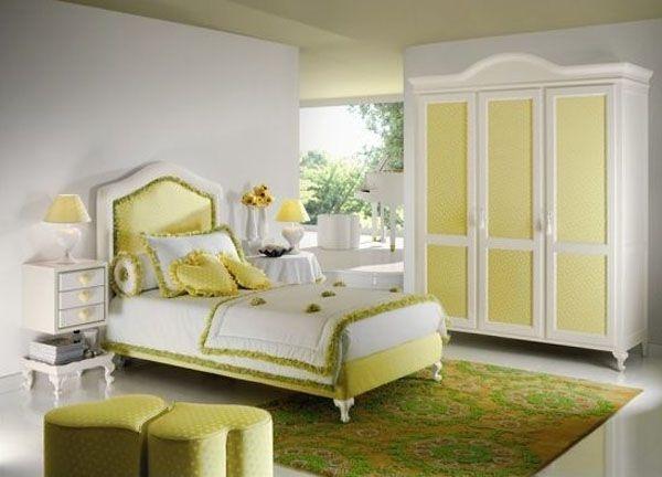 Дизайн интерьера. Комната для девочки-подростка (16) (600x432, 110Kb)