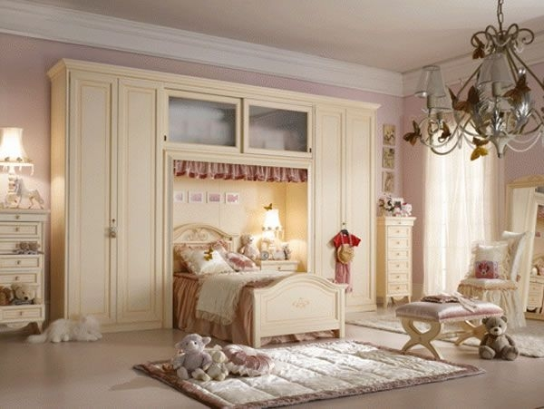 Дизайн интерьера. Комната для девочки-подростка (20) (600x451, 124Kb)