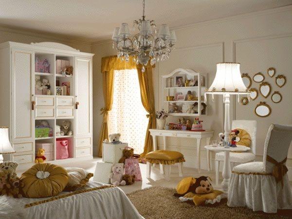 Дизайн интерьера. Комната для девочки-подростка (28) (600x451, 136Kb)